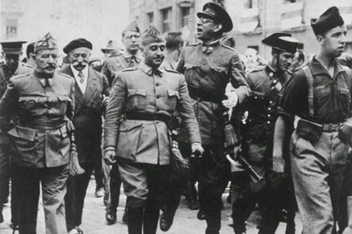 18 de Julio de 1936 en España