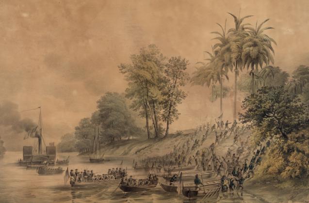 22 de Julio de 1847 En Tabasco