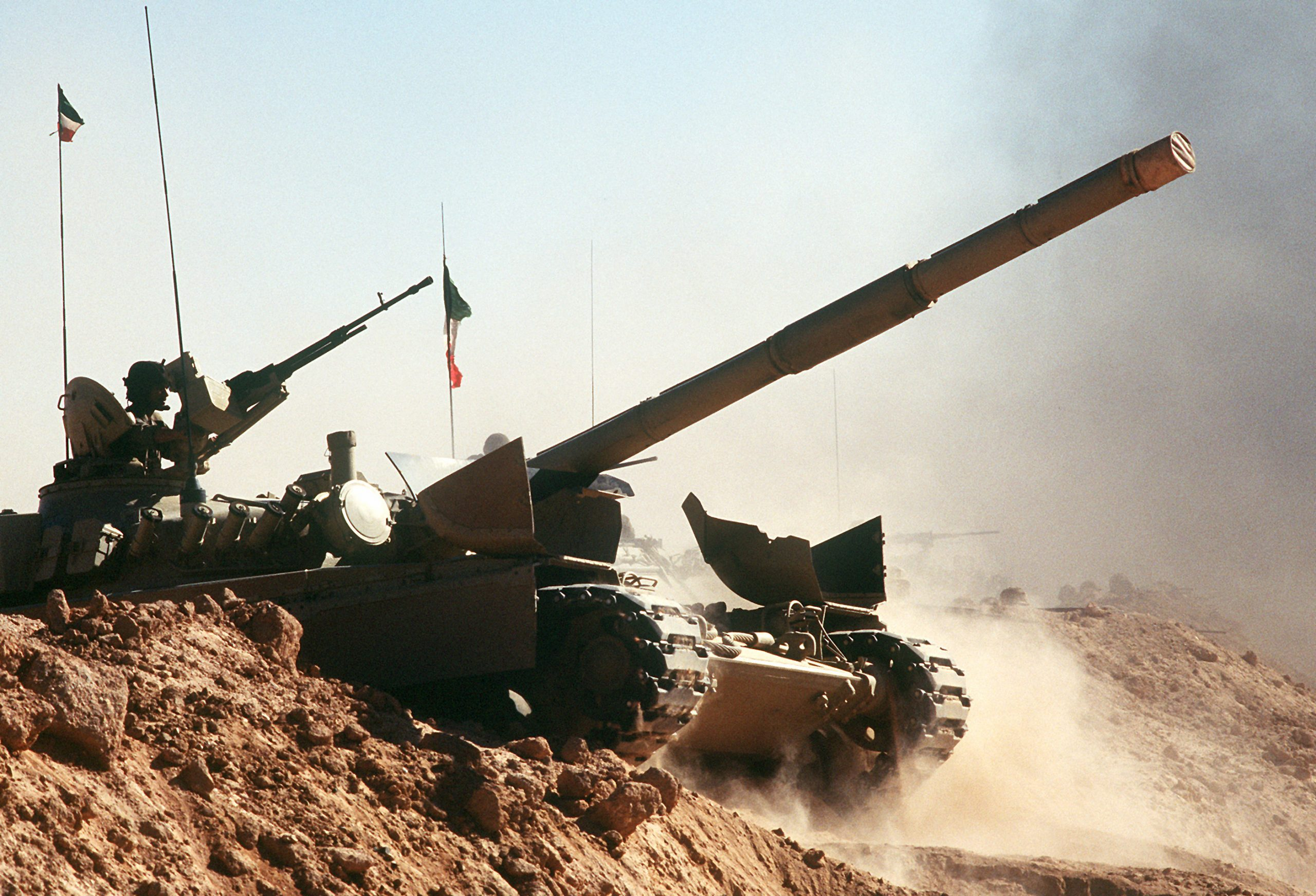 2 de agosto de 1990 Irak invade el emirato de Kuwait