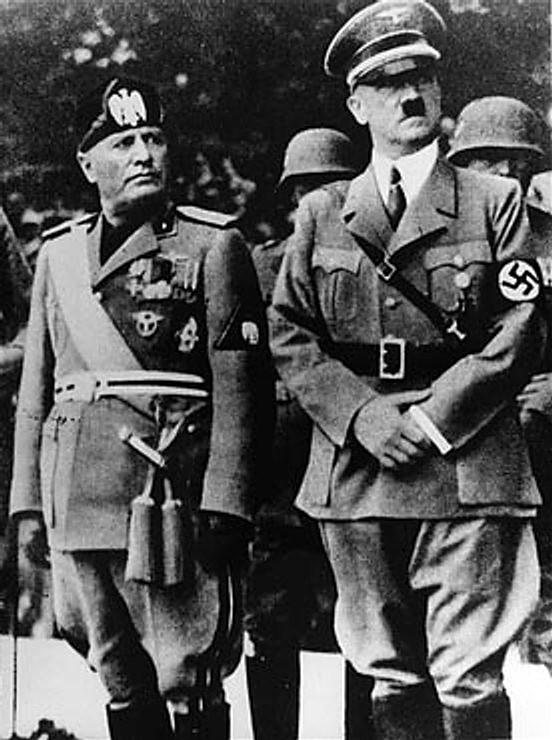 13 de octubre de 1943 Italia declara la guerra a su antiguo aliado, Alemania
