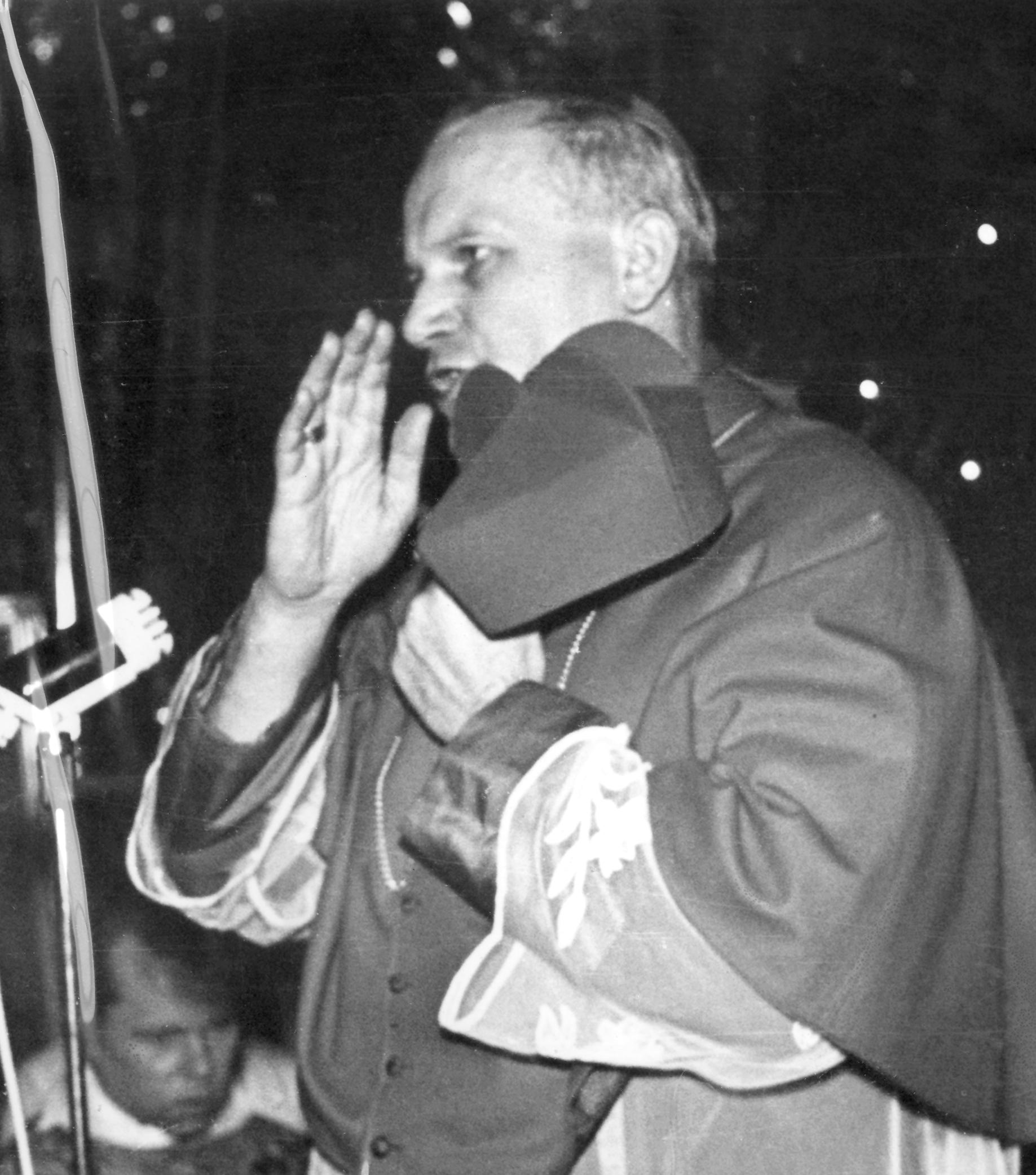 22 de octubre de 1978 Empieza el pontificado de Karol Wojtyła bajo el nombre de Juan Pablo II