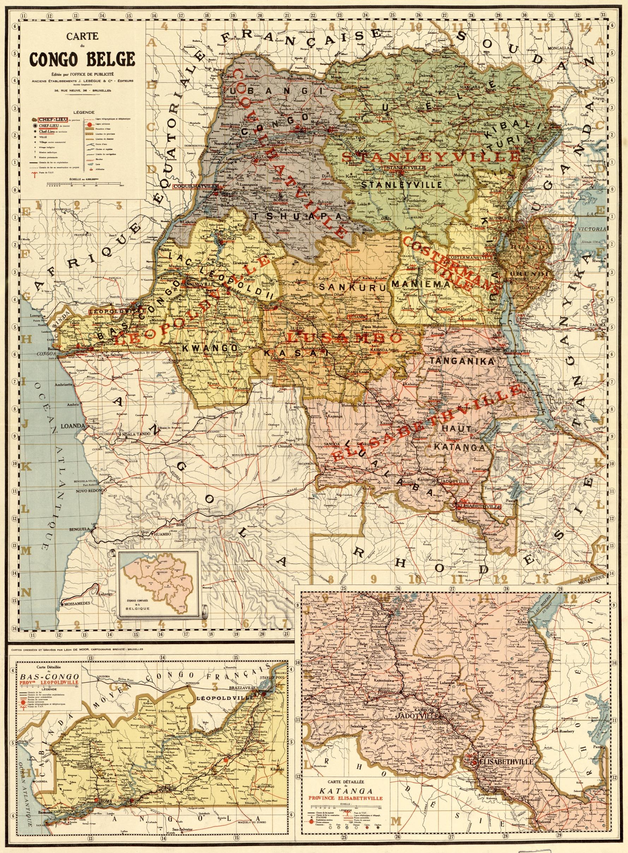 18 de octubre de 1908 Bélgica se anexiona los territorios del Congo