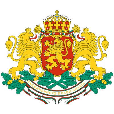 Escudo de Bulgaria
