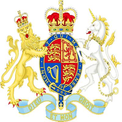Escudo del Reino Unido