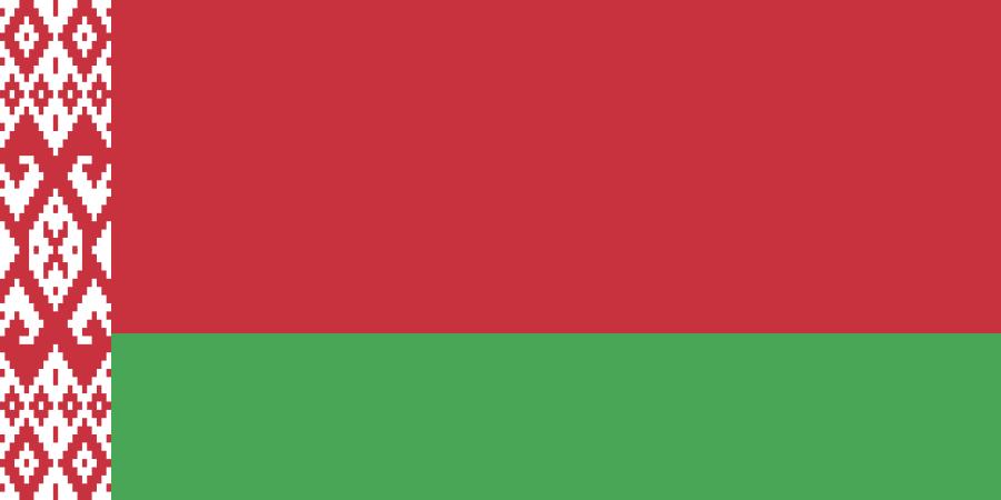 Bandera de Bielorussia