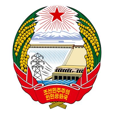 Emblema de Corea del Norte