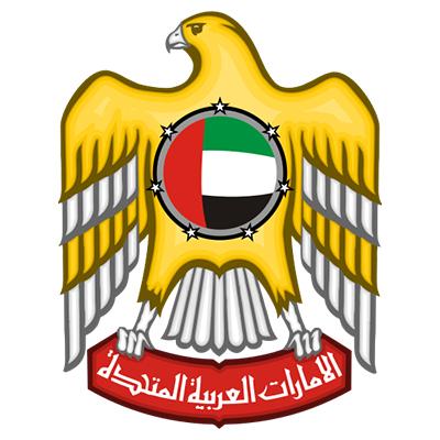 Emblema de Emiratos Árabes Unidos