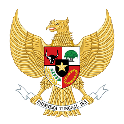 Emblema de Indonesia