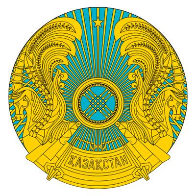 Emblema de Kazajistán