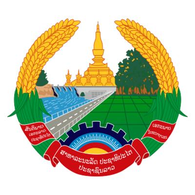 Emblema de Laos