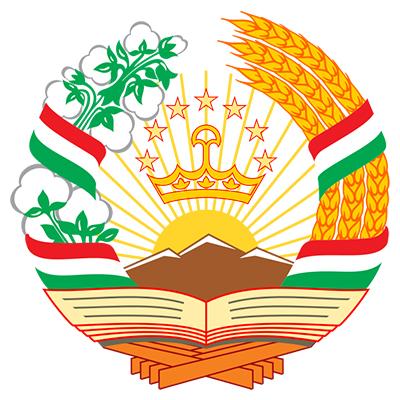 Emblema de Tayikistán