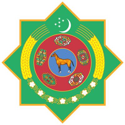 Emblema de Turkmenistán