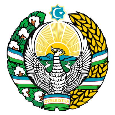 Emblema de Uzbekistán