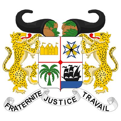 Escudo de Benín