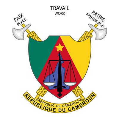 Escudo de Camerún