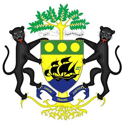 Escudo de Gabón