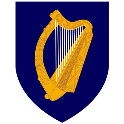 Escudo de Irlanda
