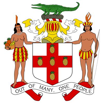 Escudo de Jamaica
