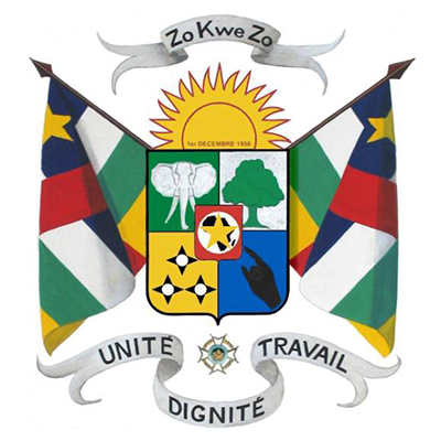 Escudo de la República Centroafricana