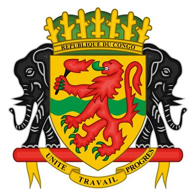 Escudo de la República del Congo