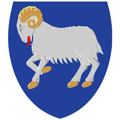 Escudo de las Islas Feroe