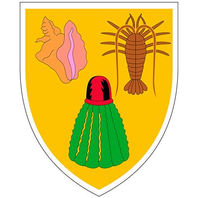 Escudo de las Islas Turcas y Caicos