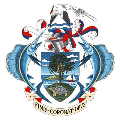 Escudo de las Seychelles