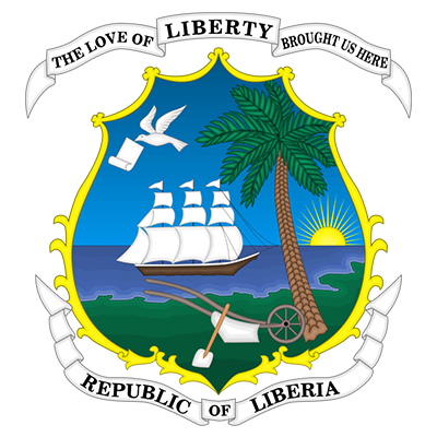 Escudo de Liberia