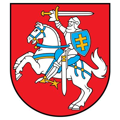 Escudo de Lituania