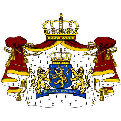 Escudo de los Paises Bajos