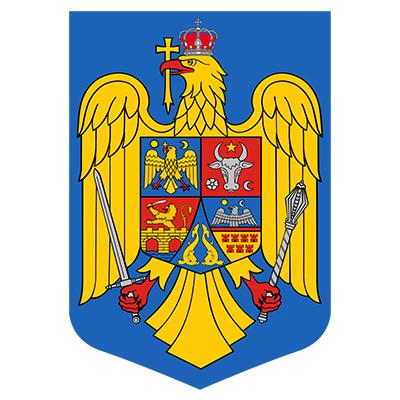 Escudo de Rumanía