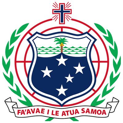 Escudo de Samoa