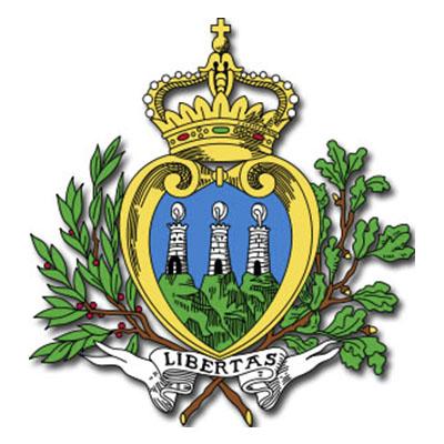 Escudo de San Marino