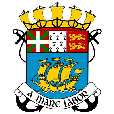 Escudo de San Pedro y Miquelón