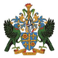 Escudo de Santa Lucía