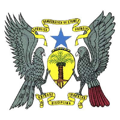 Escudo de Santo Tomé y Príncipe