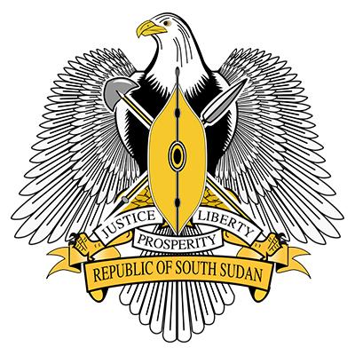 Escudo de Sudán del Sur