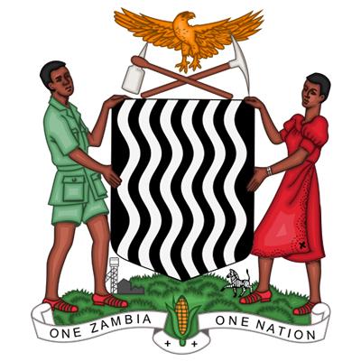 Escudo de Zambia