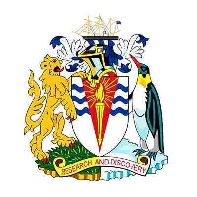 Escudo del Territorio Antártico Británico