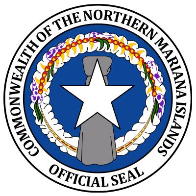 Sello de las Islas Marianas del Norte