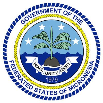 Sello de los Estados Federados de Micronesia